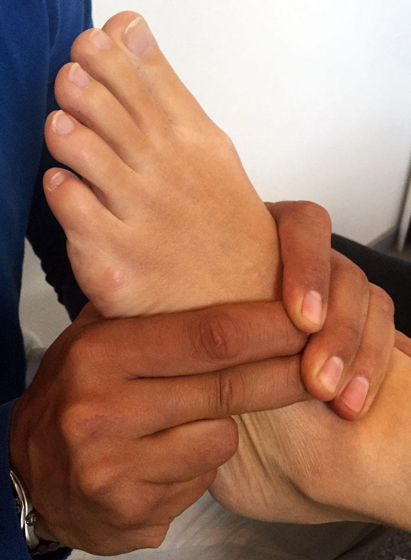 Haglunds hæl | Aleris